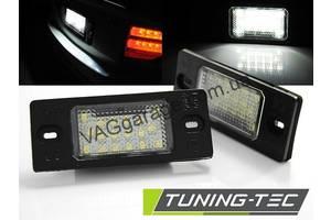 Новые Фонари подсветки номера Volkswagen Touareg