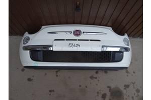 Бампер передний Fiat 500