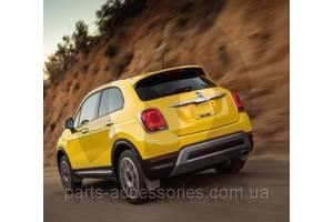 Новые Брызговики и подкрылки Fiat 500