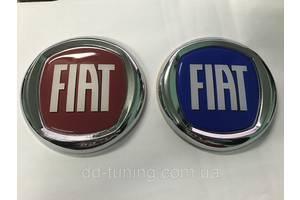 Эмблема Fiat Doblo