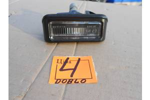 б/у Фонари подсветки номера Fiat Doblo