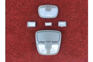 б/у Фонари подсветки номера Chevrolet Evanda
