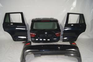 б/у Фонарь задний BMW X3