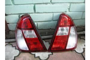 Фонари задние Renault Symbol