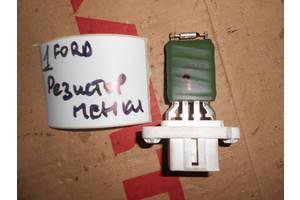 б/у Резистор печки Ford Fiesta