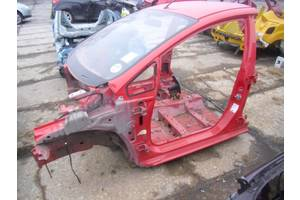 Порог Ford Fiesta