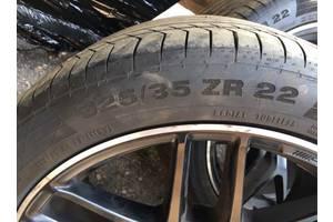 б/у диски с шинами Mercedes GL 63 AMG