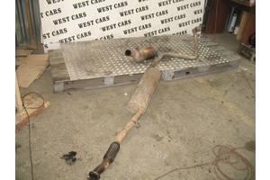 б/у Глушитель Peugeot Bipper груз.