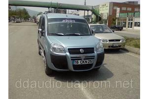 Бампер передний Fiat