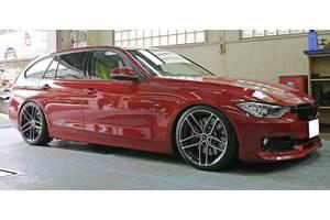 Новые Обвесы бампера BMW 3 Series