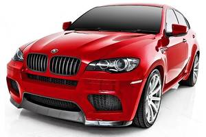 Новые Обвесы бампера BMW X6