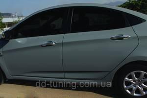 Торпедо/накладка Hyundai Solaris