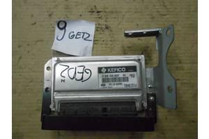 б/у Блок управления двигателем Hyundai Getz