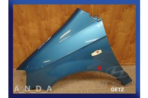 Крылья передние Hyundai Getz