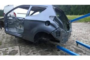 Четверть автомобиля Hyundai i20