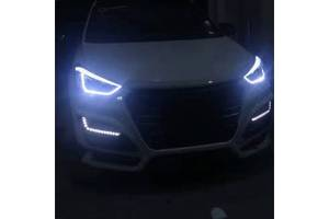Новые Фары Hyundai Santa FE