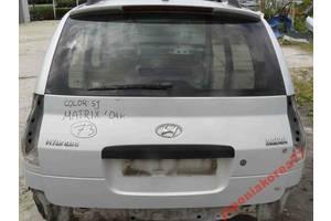 б/у Крышка багажника Hyundai Matrix