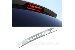 Новые Крышки багажника Hyundai Santa FE