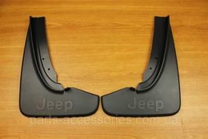 Новые Брызговики и подкрылки Jeep Grand Cherokee
