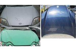 б/у Капот Hyundai Coupe