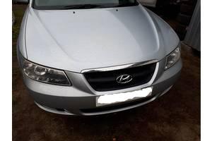 б/у Капот Hyundai Sonata