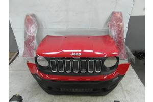 б/у Капот Jeep Renegade