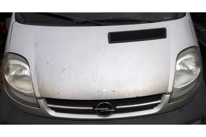 Капот Renault Trafic