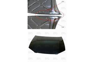 Капот Toyota Camry