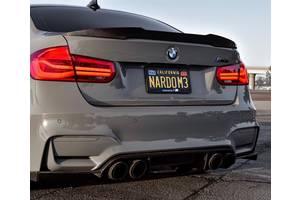 Новые Спойлеры BMW М3