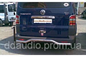 Бампер задний Volkswagen T5 (Transporter)