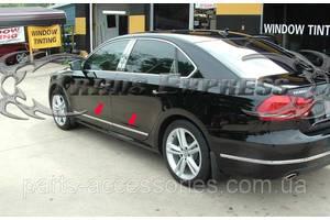Новые Двери передние Volkswagen Passat B7