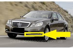 Новые Бамперы передние Mercedes E-Class