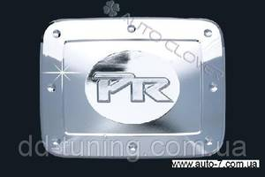 Хромированные накладки Kia Rio