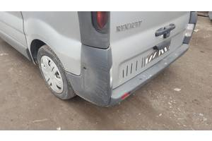 Клыки бампера Renault Trafic