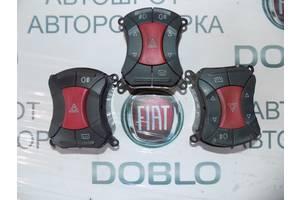 Кнопки аварійки Fiat Doblo