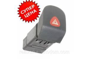 Кнопка аварийки Renault Kangoo