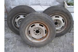 б/у Диск с шиной ВАЗ