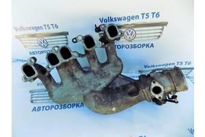 б/у Коллектор впускной Volkswagen T5 (Transporter)