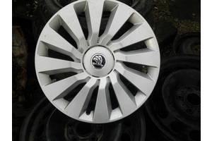 Колпаки на диск Skoda Octavia RS