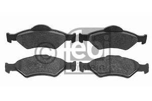 Тормозные колодки комплект Ford KA