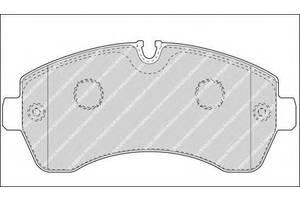 Тормозные колодки комплект Volkswagen Crafter груз.