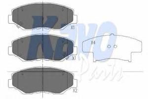 Тормозные колодки комплект Honda CR-V