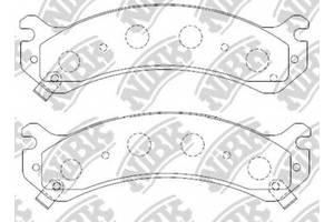 Тормозные колодки комплект GMC