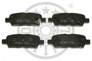 Тормозные колодки комплект Nissan X-Trail