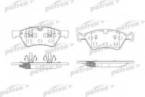 Тормозные колодки комплект Mercedes E-Class