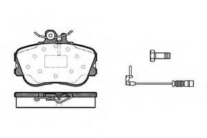 Тормозные колодки комплект Mercedes C-Class