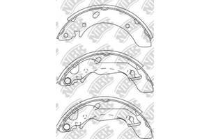 Тормозные колодки комплект Hyundai