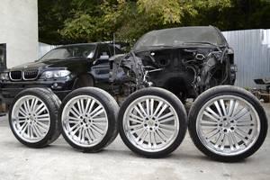 Диск с шиной BMW X5