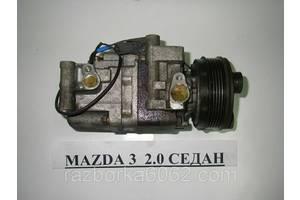 Компрессор кондиционера Mazda 2