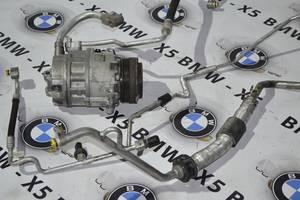 Компрессор кондиционера BMW X5